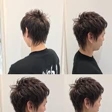 男前髪の切り方まとめアシメギザギザも簡単短髪マッシュは