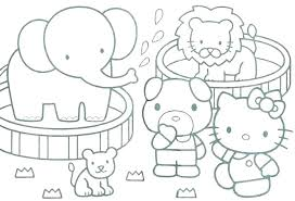 Coloring Pages Farm Coloring Pages For Preschoolers Toddlers