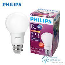 Bóng đèn LED bulb PHILIPS 8W E27 - Công ty Ánh Sáng