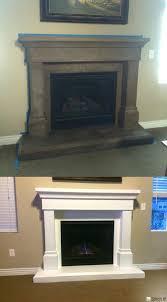 precast stone fireplace painting a cast stone fireplace surround with primer and cast stone fireplace surrounds