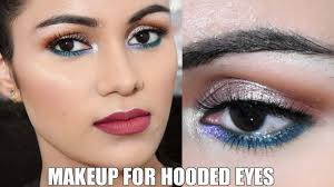 makeup for hooded eyes in hindi tips tricks