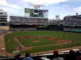 Target Field Suite Seating Chart Minnesota Twins Delta Sky360 Legends Club