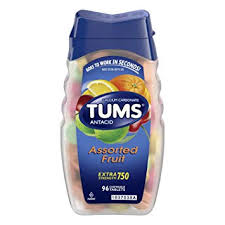 How Do Antacids Work Amazon Com Tums Antacid Chewable Tablets Extra Strength For