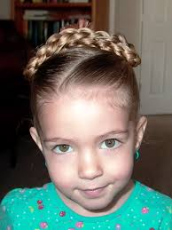 Little Girl Hair Style pretty hair is fun girls hairstyle tutorials little girls 5073 by wearticles.com