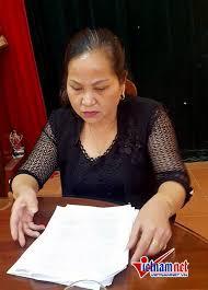 Kết quả hình ảnh cho nguyen thi lan bí thư đảng ủy xã đồng tâm