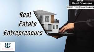 Reed Goossens A Real Estate Entrepreneur And Investment Advisor