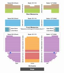 Richard Rodgers Theater Seat Map Beautiful Detailed Seating