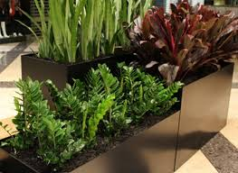 office planter boxes. fibrenate custom designed planters office planter boxes