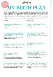 Editable Birth Plan Template 47 Printable Birth Plan Templates Birth Plan Checklist Birth Plan