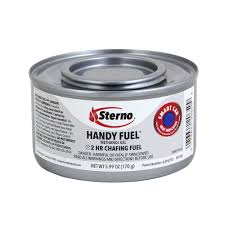 How To Light Sterno Cans 2 Hour Sterno Handy Fuel