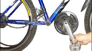 Откручивается шатун с <b>педалью</b> на велосипеде что делать ...