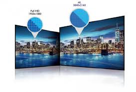 What is 4K UHD? 4K UHD vs. <b>Full HD</b> What's the difference? Real or ...