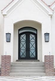 Image Solid Wood Remington Avenue Detail Steel Front Door Remington Avenue