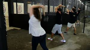 indoor axe throwing. axe throwing facility opening in millvale generating lots of buzz « cbs pittsburgh indoor e