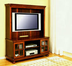 tv wall cabinet corner brown varnished wooden with regard to x mounted glass doors decor