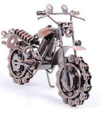 hot selling quality iron motorcycle motorbike models metal crafts gifts home decoration male s birthday