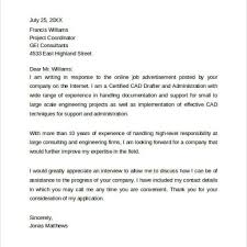 Relocation Resume Cover Letter Examples