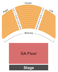 Blues Game Seating Chart House Of Blues Seating Chart Houston
