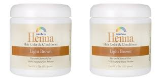 Amazon Com Rainbow Research Henna Light Brown Hair Color