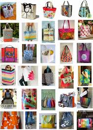 Quilt Inspiration: Free pattern day: Tote bags ! &  Adamdwight.com