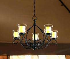 large candle chandelier best large round chandelier
