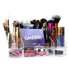 makeup organizer vanity white wall mounted counter top makeup organizer vanity makeup vanity organization ideas diy