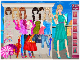 barbie 5 dressup24h play free and fun dress up games she will don makeup