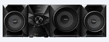 sony sound system. images of hi-fi system with bluetooth® technology sony sound