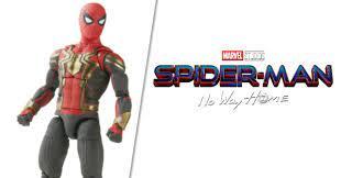 Spider-Man: No Way Home Toyline Teases ...