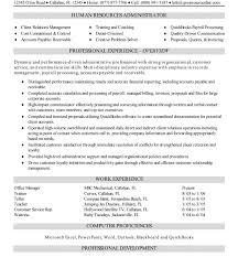 Resume Templates Impressiveormator Admin Jobs Office Sample Back ...