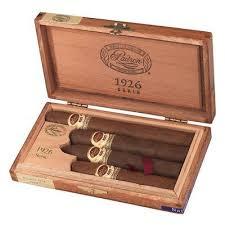 padron serie 1926 aniversario gift pack natural cigar sler
