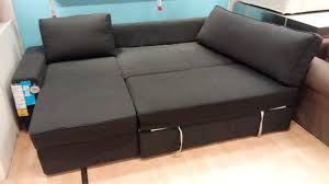 Leather Sofa Makeover Bedroom Design Comfortable Look Of Ikea Sleeper Sofa Which Is