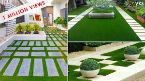 Modern Landscape Design Ideas Landscape Outdoor Garden Design House Backyard Lawn Landscape Youtube