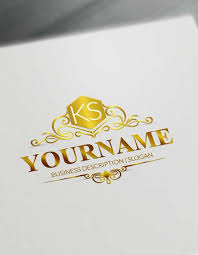 make elegant logo maker