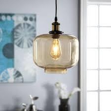 harper blvd marimore colored glass pendant lamp amber on colored glass pendant lights multi colored