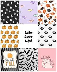 Cute Halloween iPhone Wallpaper (Page 1 ...