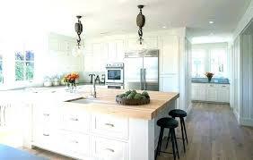 industrial farmhouse kitchen industrial farmhouse kitchen rejuvenation kitchens via a blissful nest bar height deep bowl
