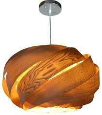 wood ceiling light wooden ribbon pendant lamp contemporary lighting by fixture wood ceiling light