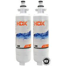 Water Filter Refrigerator Hdx Fml 3 Refrigerator Replacement Filter Fits Lg Lt700p Value