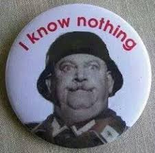 Image result for schultz from hogan heroes