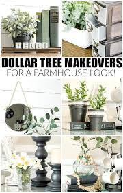 Dollar Store Home Decor Ideas Painting
