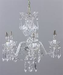 vintage waterford crystal chandelier