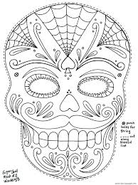 pictures of skulls to color. Exellent Skulls Skull Coloring Book Sugar Skulls Color Pages Anatomy Medium Size Skul And Pictures Of To L