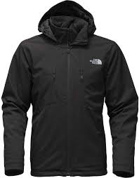 The North Face Apex Elevation <b>Hooded Softshell Jacket</b> - Men's ...