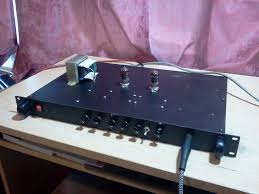 preamp finished