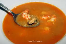 Attractive Sopa De Pescado