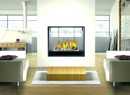 two sided fireplace indoor outdoor double sided fireplace indoor outdoor 2 sided electric fireplace two sided