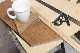 Slide the clamp ring over top of the wood dowel, and tighten the t screw. Coffee Pour Over Stand Diy