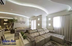 lighting for large rooms. False Ceiling Designs For Living Room And Hall 2018, Lighting Large Rooms