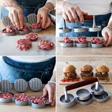 "<b>Мини</b>-<b>пресс для гамбургеров</b> ""Home Made"" - Специальная ..."
